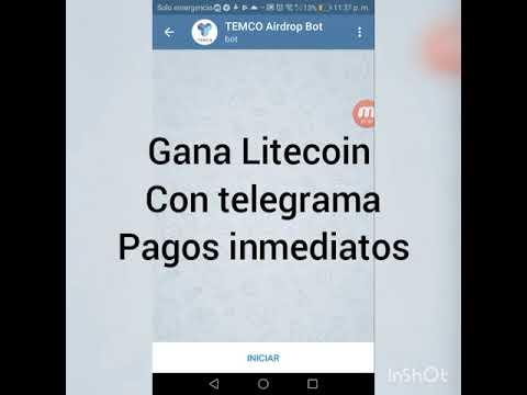 Bots para ganar dinero desde telegram