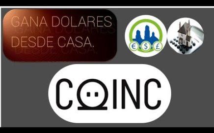 Coinc Gana dinero ahorrando, Ganando dinero en casa | Derrota la crisis.