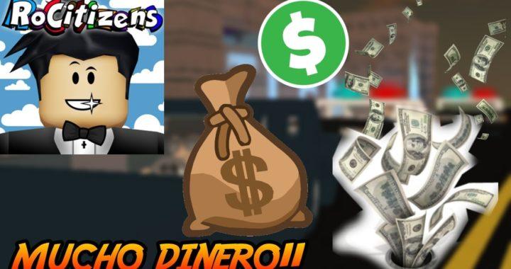 Como Conseguir Mucho Dinero En RoCitizens (YA NO FUNCIONA) | Español | Roblox
