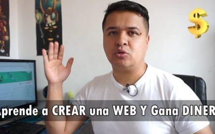 Cómo Crear Una Página Web De Peliculas Gratis Y Ganar ALGO de Dinero Con Ella 2017 | Hack Veneno