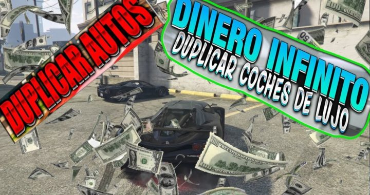 COMO DUPLICAR COCHES GTA 5 ONLINE Y DINERO INFINITO!!! 1.45 *PARCHEADO*