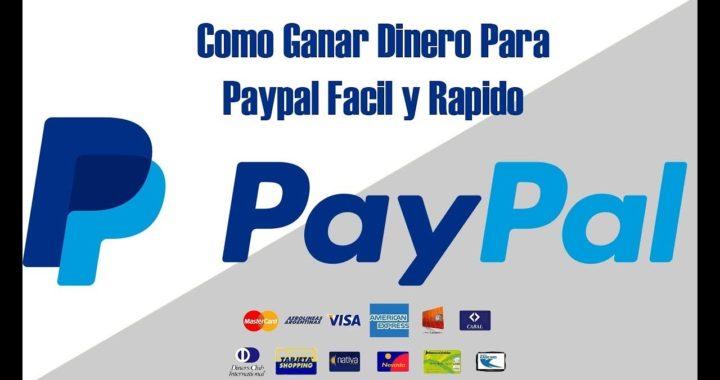 COMO GANAR 15 Dolares Diarios Y GRATIS Para PAYPAl (Agosto 2018)