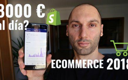 Cómo Ganar Dinero en Ecommerce con Shopify y Amazon FBA (CASO REAL) - 3 Claves