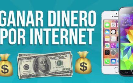 Como Ganar Dinero en Internet 2018 - Gana hasta 100 Dolares al dia