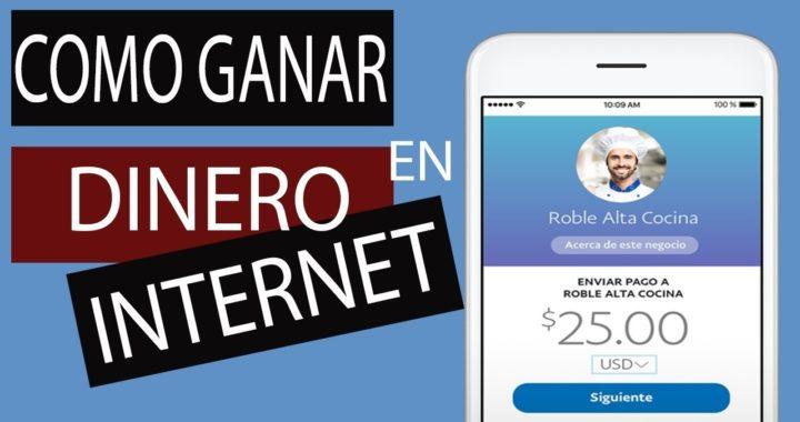 COMO GANAR DINERO EN INTERNET SIN INVERTIR NADA 2018 - TODOS LOS PAISES