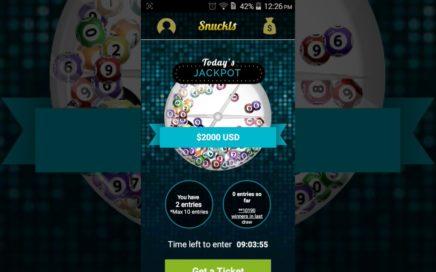 como Ganar dinero fácil desde tu casa con esta app /snuckles