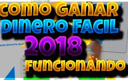 COMO GANAR DINERO FACILMENTE !!!2018 FUNCIONANDO !!! POINTSPRIZES