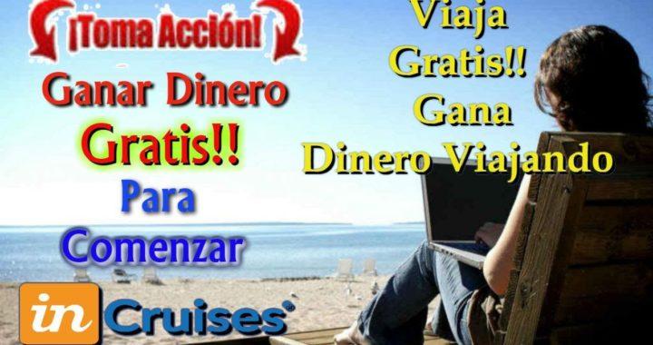 Como Ganar Dinero Gratis!!|Para comenzar en Incruses|Toma Acción!!