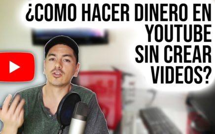 Como Ganar Dinero Mas Rapido En Youtube - (Sin Crear Videos)