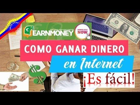 Como GANAR DINERO Online 2$ Diarios Earn Money!!!!!