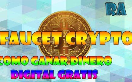 Como ganar dinero online // Faucet Crypto