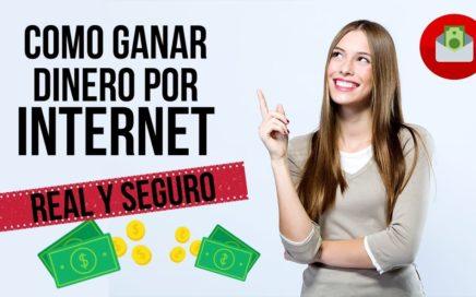 COMO GANAR DINERO POR INTERNET 2018 | $8 DOLARES DIARIOS (COMPROBADO)
