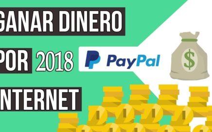 COMO GANAR DINERO POR INTERNET CON TU MOVIL AGOSTO 2018 APP