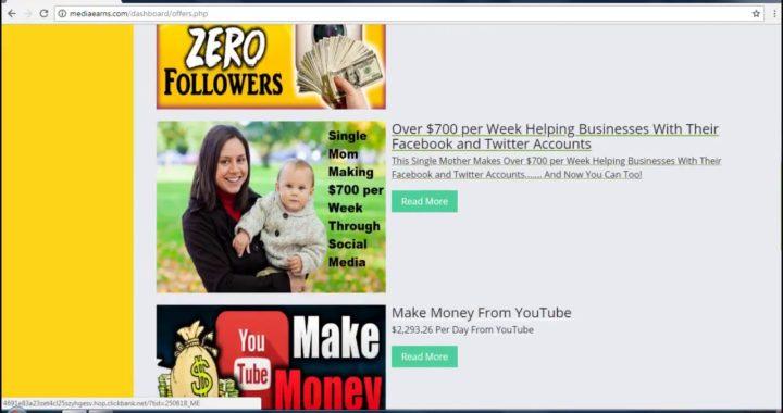 Como ganar dinero por Media Earnsyoutube com