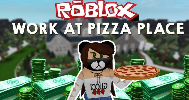 CÓMO ganar DINERO RÁPIDO en Work At Pizza Place || ROBLOX