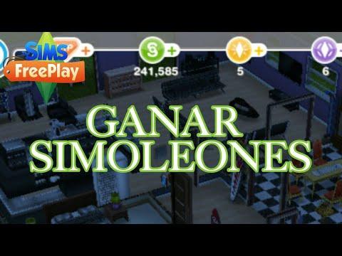 CÓMO GANAR MUCHOS SIMOLEONES/ SIMS FREE PLAY