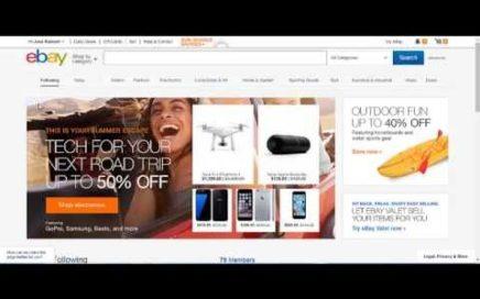 Como Publicar Un Articulo En Ebay Para Vender-2016-Dinero Extra RD