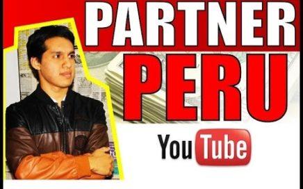 Como ser Partner en Peru // GANAR DINERO CON ADSENSE