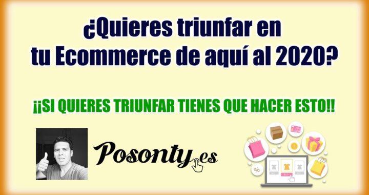 Cómo tener éxito con un Ecommerce en el Siglo XXI   ¡Las Ventas Online es el futuro de la economía!