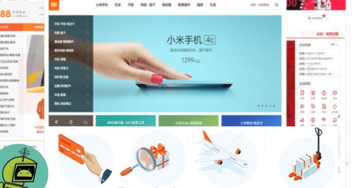 Comprar gadgets en MAYOREO en China -4$ por KG - Servicios-
