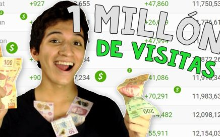 ¿CUÁNTO DINERO se gana en YOUTUBE? | VlogsPaper