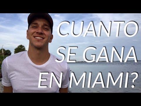 ¿Cuánto se gana en Miami? // Vivir en Estados Unidos # 18