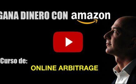 [Curso gratis] Cómo Vender en Amazon FBA | Online Arbitraje