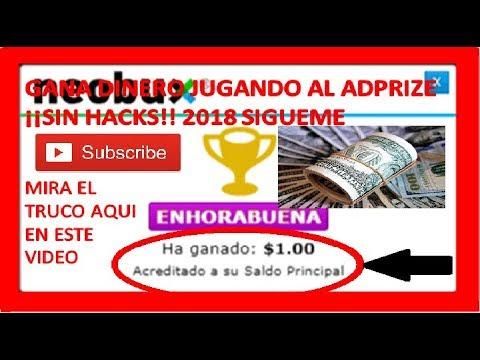 (Curso) tutorial Truco para ganar con adprize en neobux 2018 |gana dinero por internet