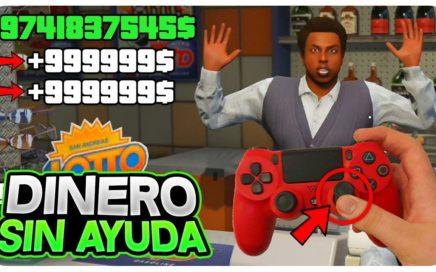 DATE PRISA! DINERO INFINITO SIN SER BANEADO! +999,999$ CADA 5 MIN! *SIN AYUDA*