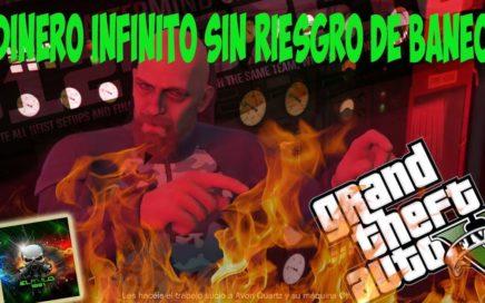 DE POBRE A RICO REGALANDO DINERO EN GTA V ONLINE DINERO GRATIS PS4 1.45