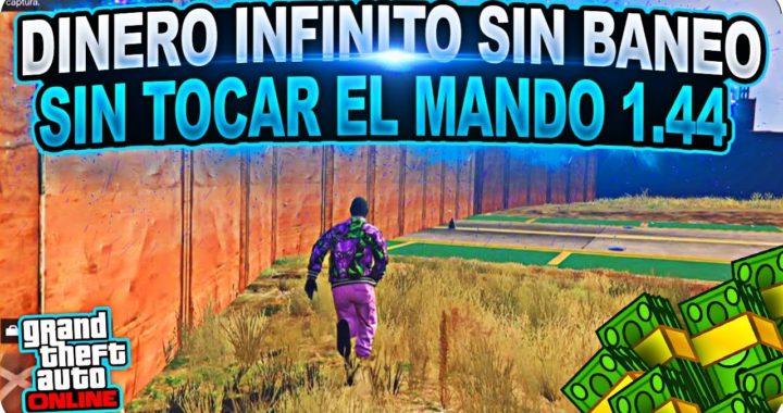 DINERO INFINITO SIN SER BANEADO GTA 5 ONLINE 1.45 SIN TOCAR EL MANDO (PS4/XBOX ONE/PC)