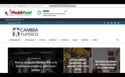 DINERO PARA PAYPAL SENCILLO 2018 // DESDE 2$ HASTA 100$ SIN REFERIDOS 2019