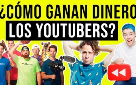 El Modelo de Negocios de los Youtubers - Cómo ganar dinero en Youtube