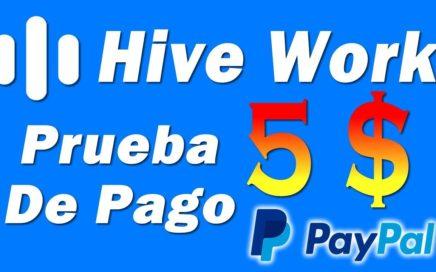 ESPECIAL PARA VENEZOLANOS Hive Micro Gana Dolares A PAYPAL