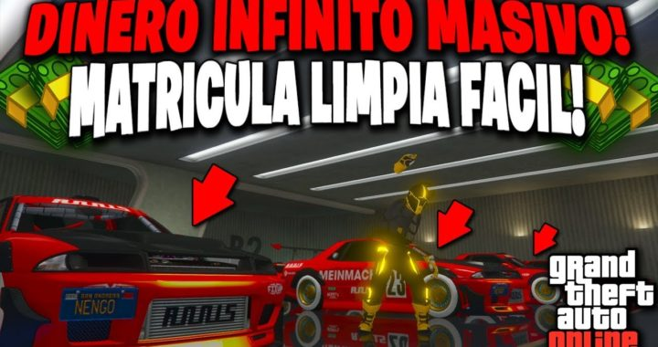 EXCLUSIVO! GTA 5 DINERO INFINITO DUPLICAR AUTOS MASIVO *FUNCIONANDO* GTA V 1.44 BESTIAL!