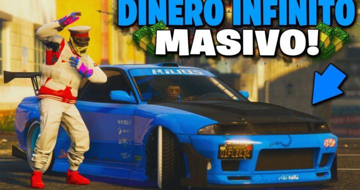FUNCIONA! MEJOR METODO DINERO INFINITO *MASIVO*!   GTA 5  ONLINE 1.44 +60.000.000 EN UNA HORA!!