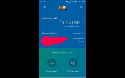 Gana $2 en 1 hora con esta aplicación ganar dinero para PayPal 2018