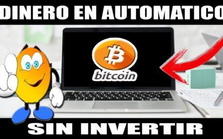 Gana Dinero Bitcoin en Automatico SIN INVERTIR | Cryptotab