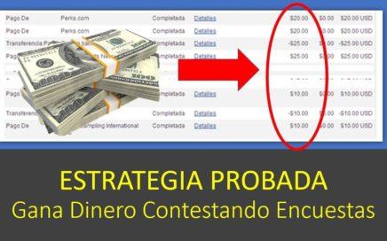 Gana Dinero Contestando Encuestas | **ESTRATEGIA PROBADA** | La Oscura Verdad