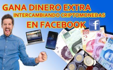 Gana Dinero Extra Con Criptomonedas  Otra forma¡¡¡.