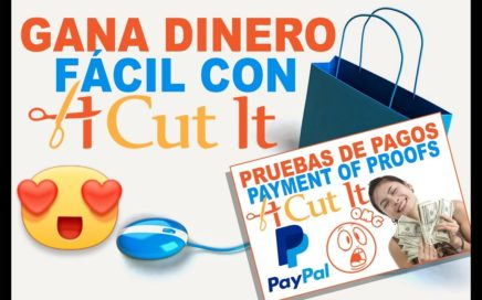 Gana Dinero Fácil Con icutit.ca | Vídeo English y Español | Earn Easy Money |