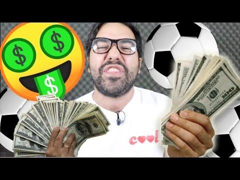 Gana DINERO jugando FUTBOL!!!!