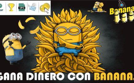Gana dinero jugando varios juegos online :D   Acumulando Bananas   Dinero Jugando
