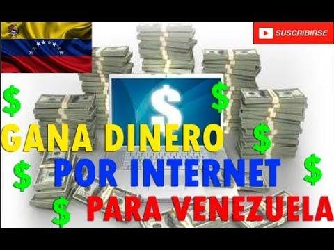 Gana dinero por internet para Venezuela - DeyTutoriales VNZLA