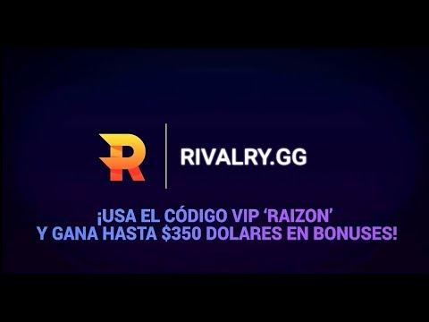 Gana dinero real apostando por tus equipos de Dota 2 - Rivalry