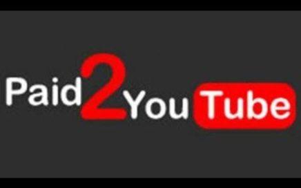¡¡Gana Dinero Viendo Videos de YouTube 2018  De Verdad!!!