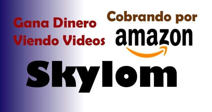 Gana Dinero Viendo Videos y cobra por Amazon