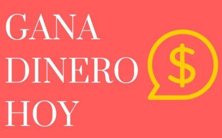 Ganar Dinero desde CASA HOY - GRATIS