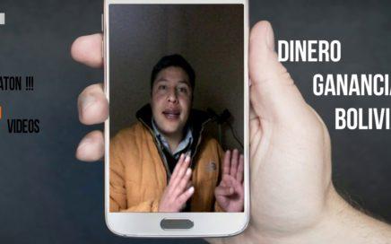 ganar dinero en Internet fácil y gratis Caso Blogger boliviano/Latino américa