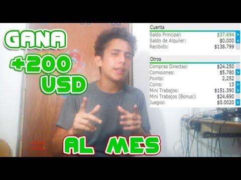 Ganar dinero facil por internet con Neobux   El mejor metodo GANA MAS DE 100 DOLARES DIARIOS